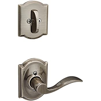 Schlage Lock Company F59acc609camlh Accent Left Handed