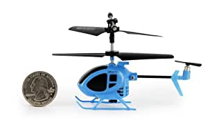 SYMA S6 Mini 3 - channel Remote Control Helicopter Model Airplane Toys - Blue