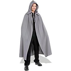 Rubie's Men's Lord Of The Rings Adult Elven Cloak, Grey, Standard