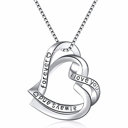 925 Sterling Silver Love Pendant (925 Sterling Silver