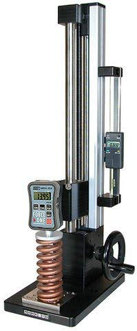 Mark-10 ES30 Manual Test Stand, Hand Wheel-Operated, 200lbF Maximum Force