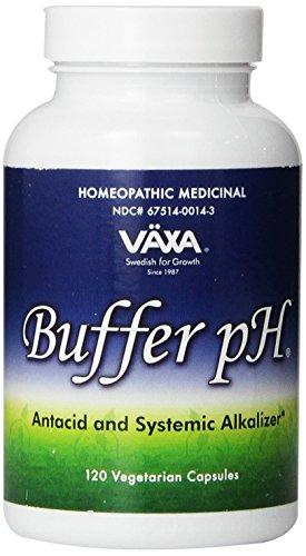 (Buffer pH Vaxa International 120 Caps (Pack of 2))
