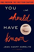 You Should Have Known - Free Preview (The First 4 Chapters)