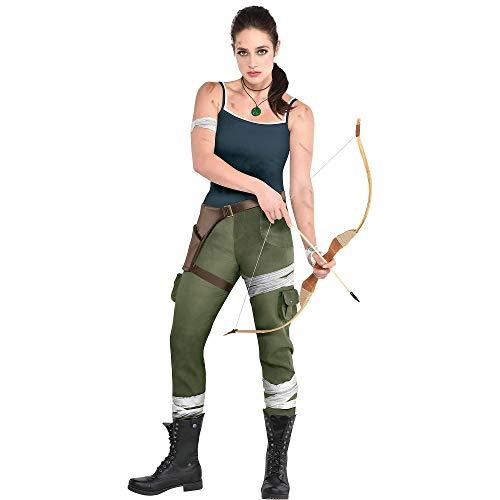 Party City Tomb Raider Video Game Lara