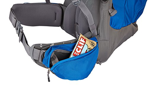Thule Sapling Child Carrier, Slate/Cobalt by Thule (Image #7)