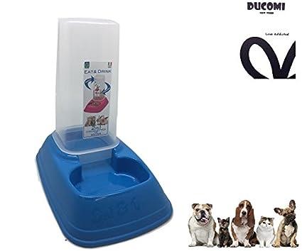 Ducomi® – Dispensador automático para perro y gato–