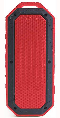 Beach Bomb IP66 Waterproof Shockproof Portable Bluetooth Speaker - Flame (FLM)