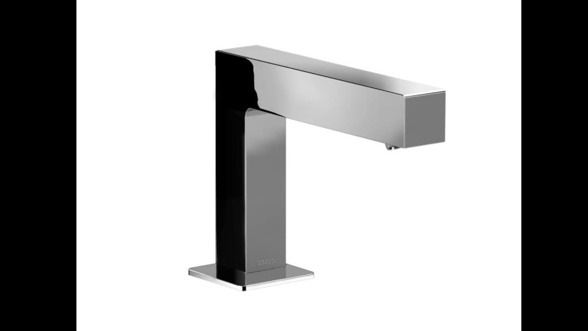 Toto Axiom Single Hole Bathroom Faucet TEL145-D10E CP Polished Chrome
