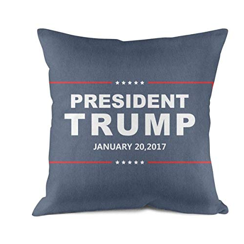 (Simplicity Home Decoration Throw Pillow Cover Living Series Presidents' Day Washington President Trump Inauguration Daywhite 18