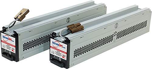 APC Smart-UPS RT 3000 Rack Mount (SURTA3000RMXL3U) RBC140 Compatible Replacement Battery Cartridge Hot-Swap PowerSwap Solution
