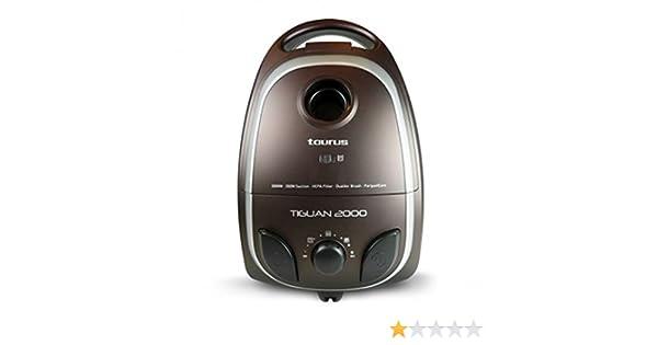 Taurus Tiguan 2000 - Aspirador, 2000 W, 350 W de succión ...