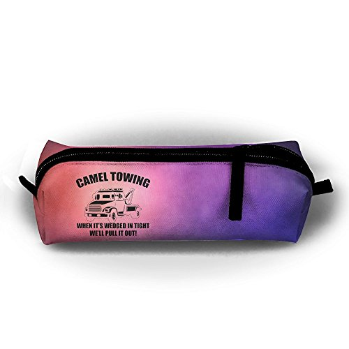 Camel Towing Classic Enough Small Tool Pencil Case Pouch Stationary Bag
