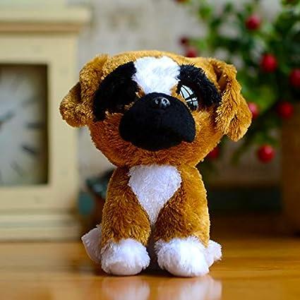Amazon.com: ILUTOY - Peluche para niños, diseño de ojos ...