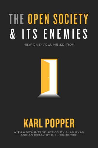 The open society and its enemies new one volume edition kindle the open society and its enemies new one volume edition by popper fandeluxe Images