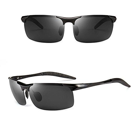 sol libre UV para de protección Gafas hombre Color libre SSSX al Gafas sol Gafas sol Gafas luces de F sol al polarizadas para de pesca GYYTYJ aire E de aire para para 4Zxtfxq