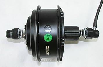 GZFTM 36 Orificios 36 v 250 W Cassette Motor Kit de Bicicleta eléctrica eléctrica Motor de Cubo de Rueda Kit de Bicicleta de montaña eléctrica: Amazon.es: Deportes y aire libre