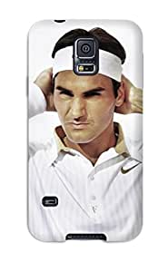 For Galaxy Case, High Quality Roger Federer For Galaxy S5 Cover Cases
