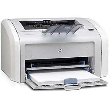 Amazon com: HP Laserjet 1020 Printer (Q5911A#ABA): Electronics