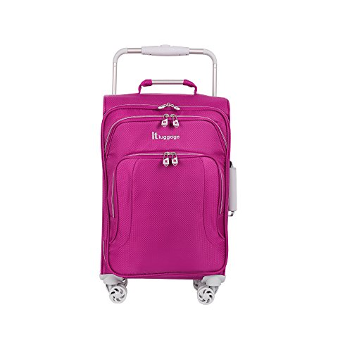 Lightweight Carry On Suitcase - 4