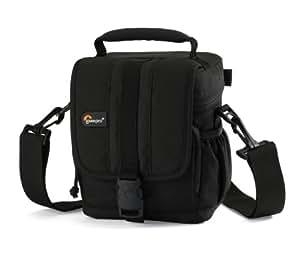 Lowepro Adventura 120 - Bolsa con compartimientos para cámaras, negro