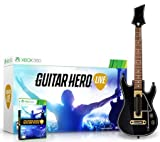 xbox 360 guitar controller - Guitar Hero Live Bundle (Xbox 360) Guitar and Game