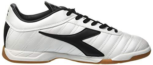 Perlato da uomo nero C2348 bianco calcetto da 03 oro Diadora R Id multicolore Baggio Scarpe S4UqUgw