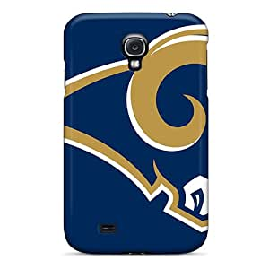 New Buydiycase Super Strong St. Louis Rams Tpu Case Cover For Galaxy S4