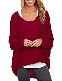 Amazon.com: Reds - Blouses & Button-Down Shirts / Tops & Tees ...