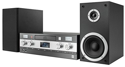 Dual DAB-MS 130 CD stereo-installatie (DAB(+)-/FM-tuner, CD-speler, muziekstreaming via Bluetooth, USB-aansluiting, AUX…