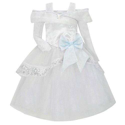 Disney Store Cinderella Wedding Dress Halloween Costume Size Medium 7 - 8 by Disney