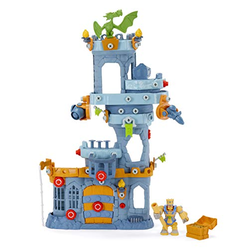 Little Tikes Kingdom Builders - Hex Castle