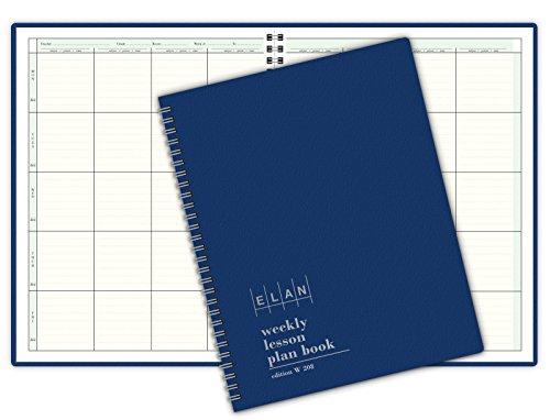 Blue Sky 2017-2018 Academic Year Monthly Desk Pad Calendar,