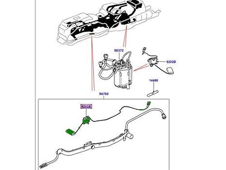 Amazon Com Genuine Land Rover Fuel Tank Front Float Lr4 Oem New