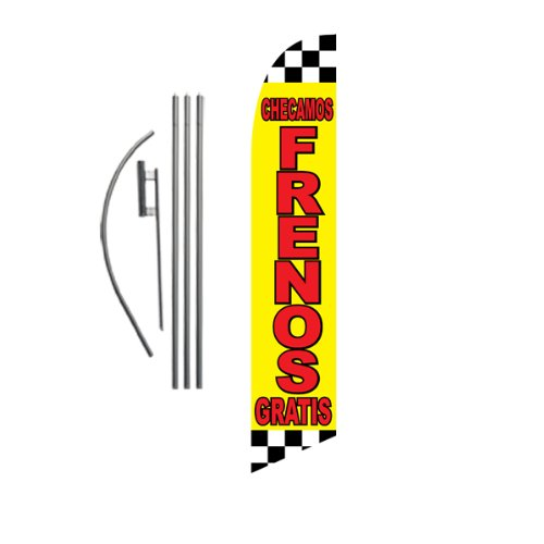 12ft-x-25ft-checamos-frenos-gratis-feather-banner-flag-set-includes-15ft-pole-kit-w-hardware