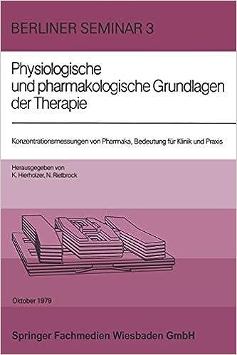 Descargar Libro Kindle Konzentrationsmessungen Von Pharmaka, Bedeutung Für Klinik Und Praxis Ebook Gratis Epub