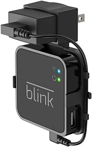 Aobelieve Outlet Wall Mount with Custom Short Cable for Blink XT and Blink XT2 Sync Module