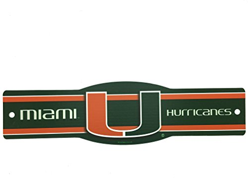 Ncaa Miami Hurricanes Street Sign - Miami Hurricanes 4