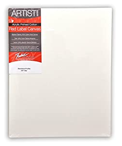 Fredrix 5036 Stretched Canvas, 30 by 40-Inch