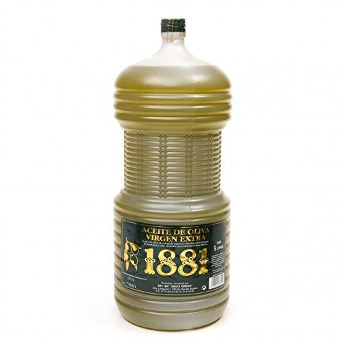 Aceite Oliva Virgen Extra 1881 5L