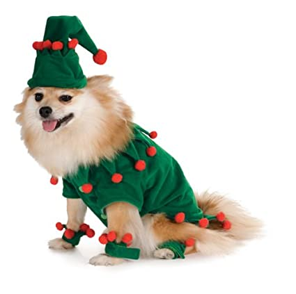 Elf Pet Costume, X-Large - Amazon.com: Elf Pet Costume, X-Large: Pet Supplies