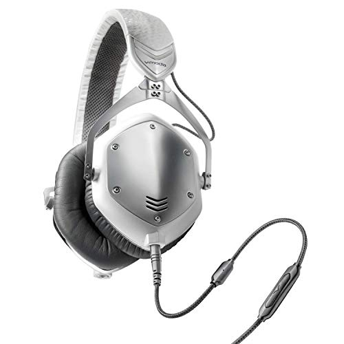 V-MODA Crossfade M-100 Over-Ear Noise-Isolating Metal Headphones