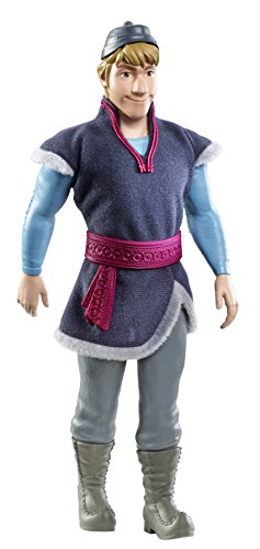 Disney Frozen Sparkle Kristoff Doll (Dolls Barbie Disney Boy)
