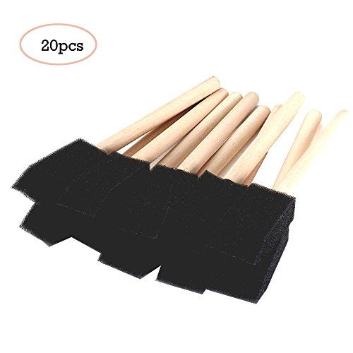 hanperal-20pcs-125mm-poly-foam-brushes-with-wooden-handle-for-for-any-professional-paint-job-oil-sta