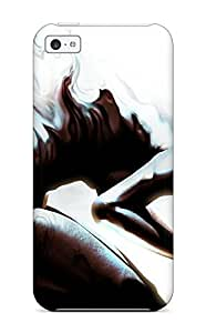 Excellent Iphone 5c Case Tpu Cover Back Skin Protector Artistic wangjiang maoyi