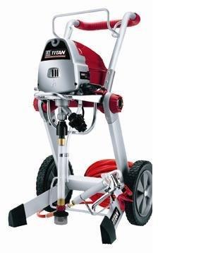 Titan XT290 Reconditioned Airless Paint Sprayer, 3000 psi Maximum Pressure,  0 29 GPM Flow Rate