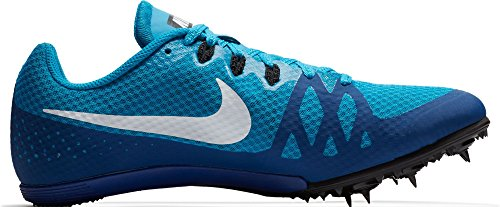 Nike Men's Zoom Rival MD 8 Track and Field Shoes(Blue/White, 11 D(M) US)