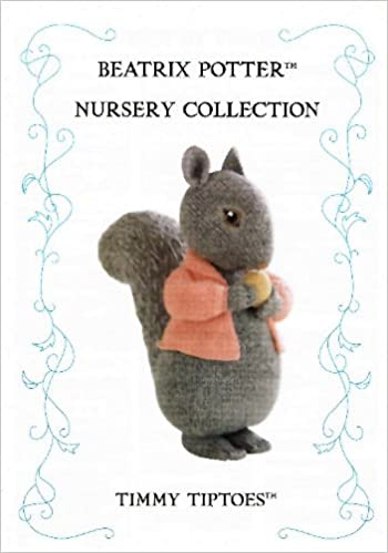Beatrix Potter Nursery Collection Timmy Tiptoes Alan Dart