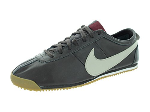 Nike Men's Cortez Classic OG Leather Black Tea/Sndtrp/Sl/Drk Tm Rd Casual Shoe 8 Men US