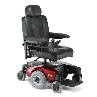 Pronto M51 Power Wheelchair Seat size: 18