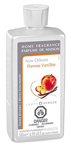 New Orleans | Lampe Berger Fragrance Refill by Maison Berger | for Home Fragrance Oil Diffuser | Purifying and perfuming Your Home | 16.9 Fluid Ounces - 500 milliliters | Made in France